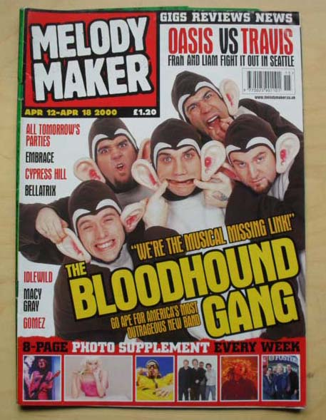 BLOODHOUND GANG - MELODY MAKER