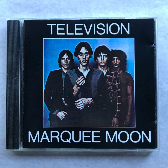Television Marquee Moon Records Lps Vinyl And Cds