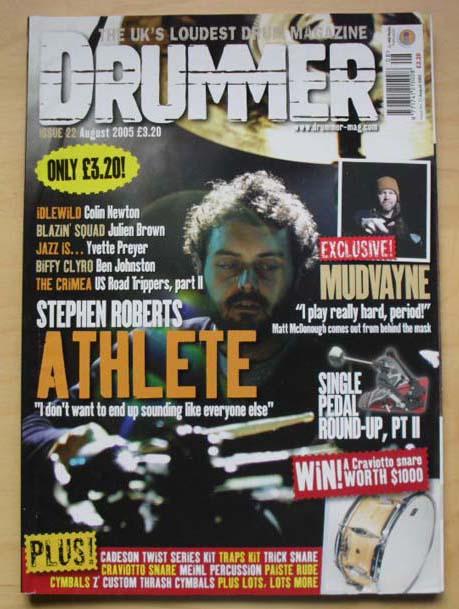 Drummer 22