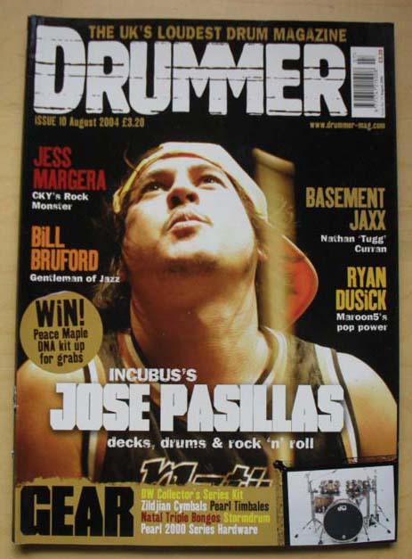 Drummer 10
