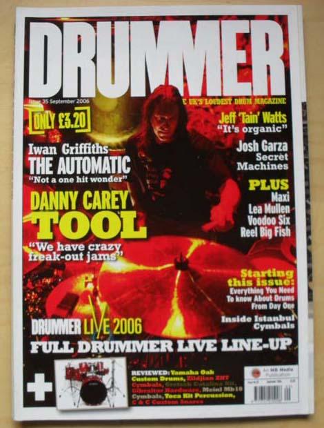 Drummer 31