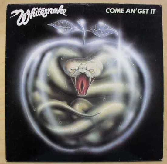 Whitesnake Come An Get It Records Lps Vinyl And Cds