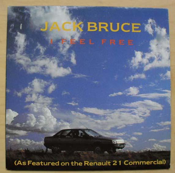 JACK BRUCE - I FEEL FREE