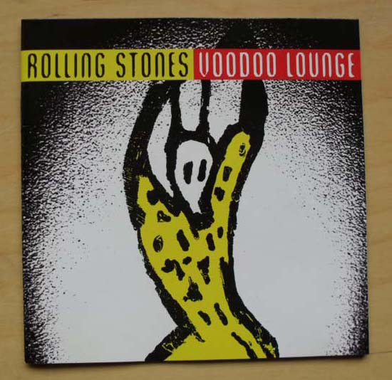 Rolling Stones Voodoo Lounge Records Lps Vinyl And Cds