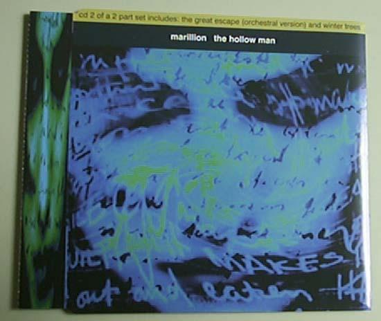 MARILLION - HOLLOW MAN CD 2 - CD single