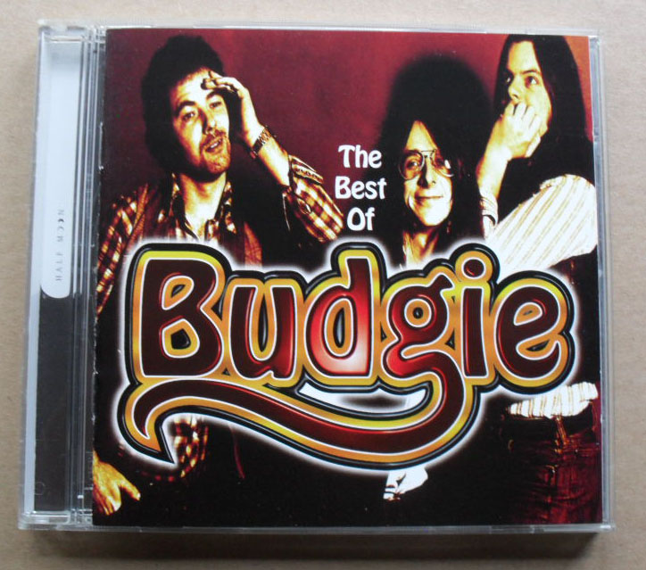 BUDGIE - The Best Of Budgie