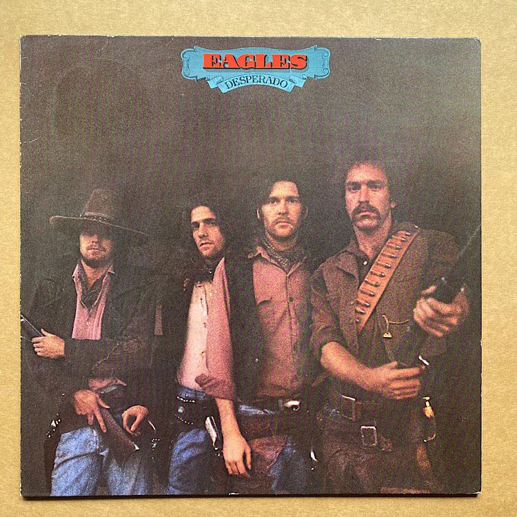 Eagles Desperado Vinyl Records Lp Cd On Cdandlp