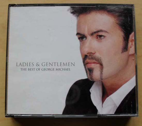 GEORGE MICHAEL - Ladies And Gentlemen - The Best Of