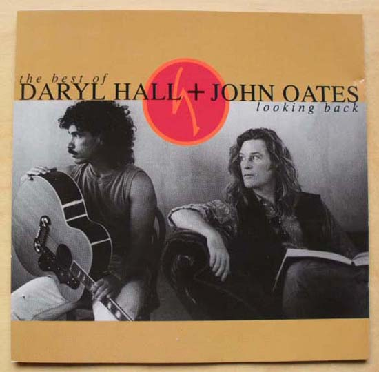 HALL + OATES - LOOKING BACK - THE BEST OF