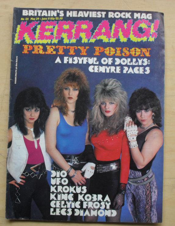 Kerrang No121