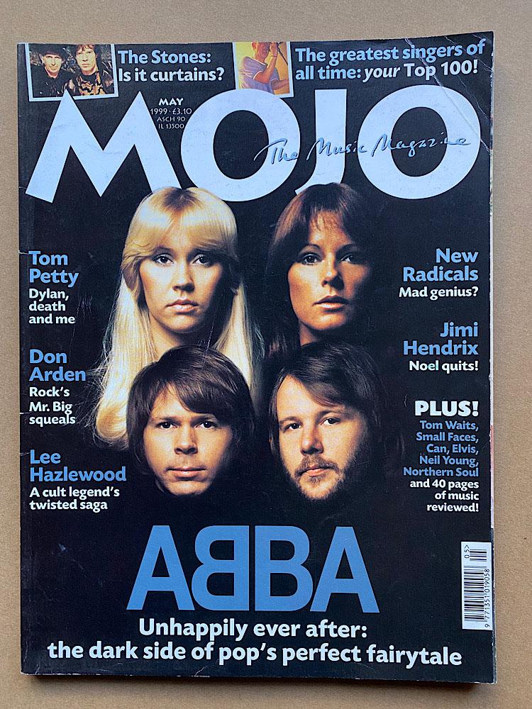 ABBA - MOJO #66
