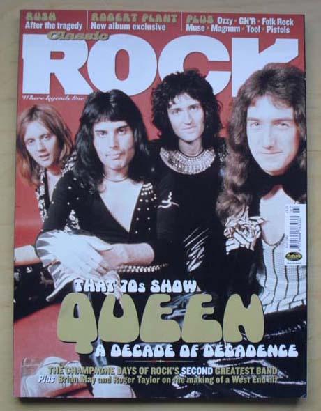 QUEEN - CLASSIC ROCK #42