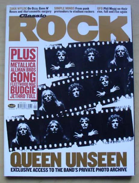 QUEEN - CLASSIC ROCK #65
