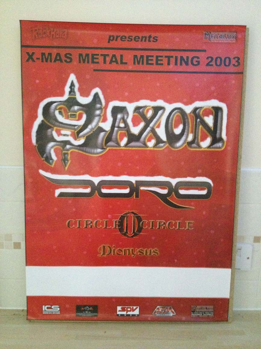 X-mas Metal Meeting 2003