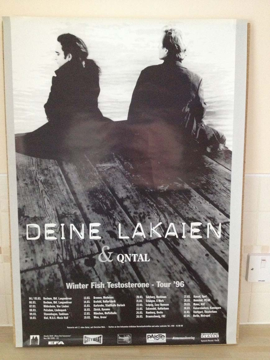 DEINE LAKAIEN - WINTER FISH TESTOSTERONE TOUR 1996