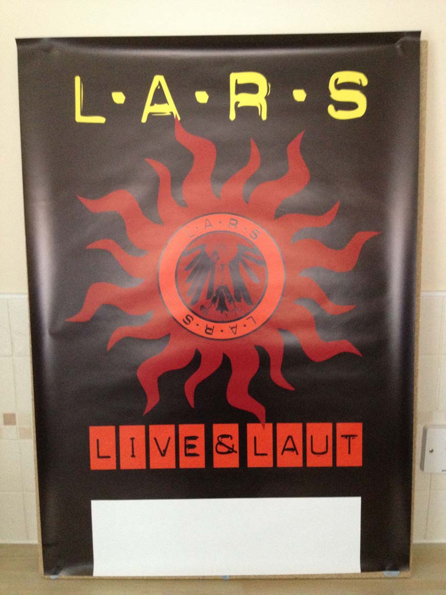 L.A.R.S. - LIVE AND LOUT TOUR