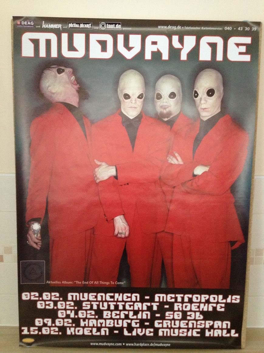 Mudvayne Discography