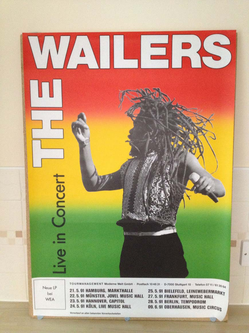 WAILERS - LIVE IN CONCERT