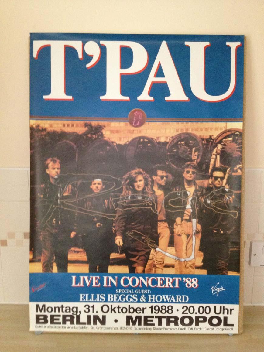 T'PAU - LIVE IN CONCERT '88