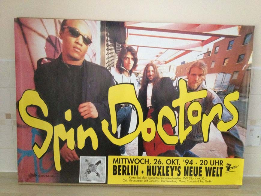 Berlin October 26 1994