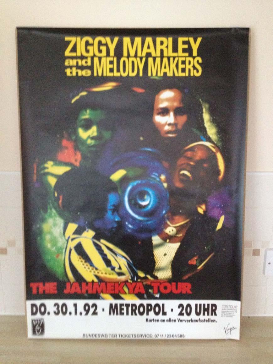 ZIGGY MARLEY - JAHMEKYA TOUR