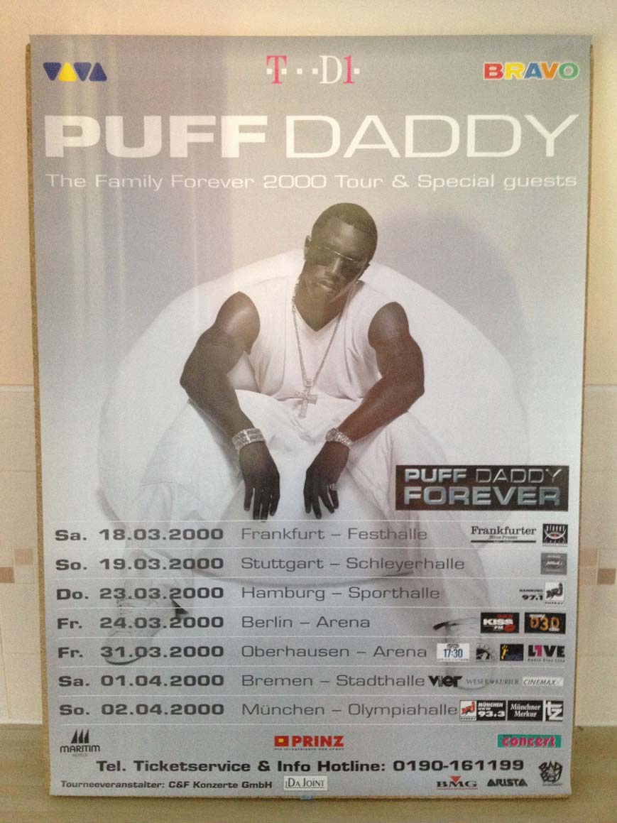Puff Daddy Forever Vinyl Records Lp Cd On Cdandlp