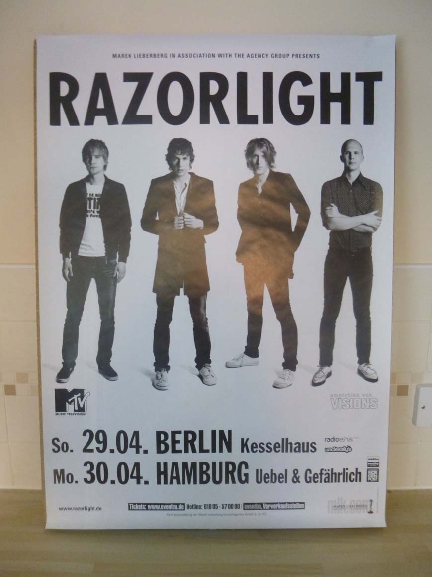 German Tour 2004