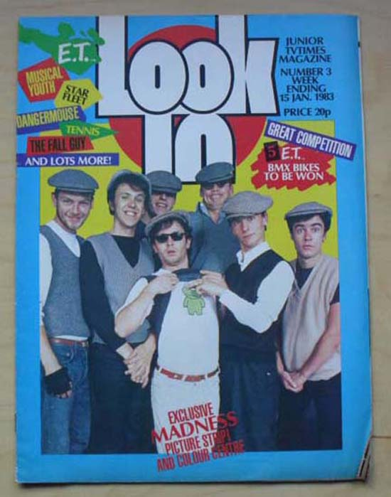 MADNESS - LOOK IN