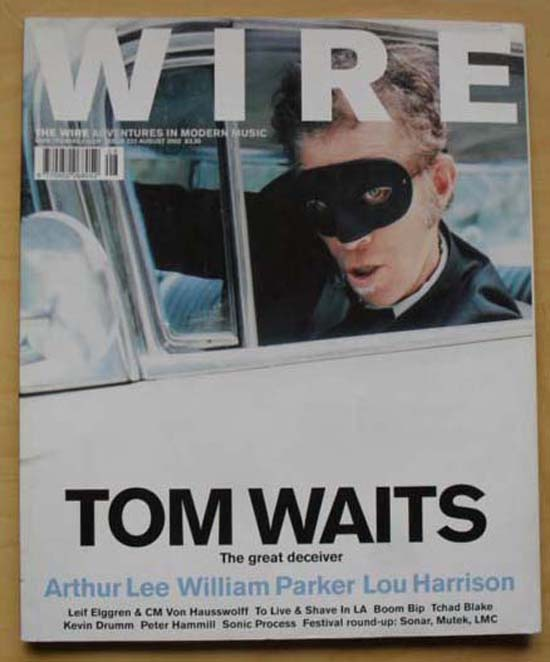 TOM WAITS - Wire #222