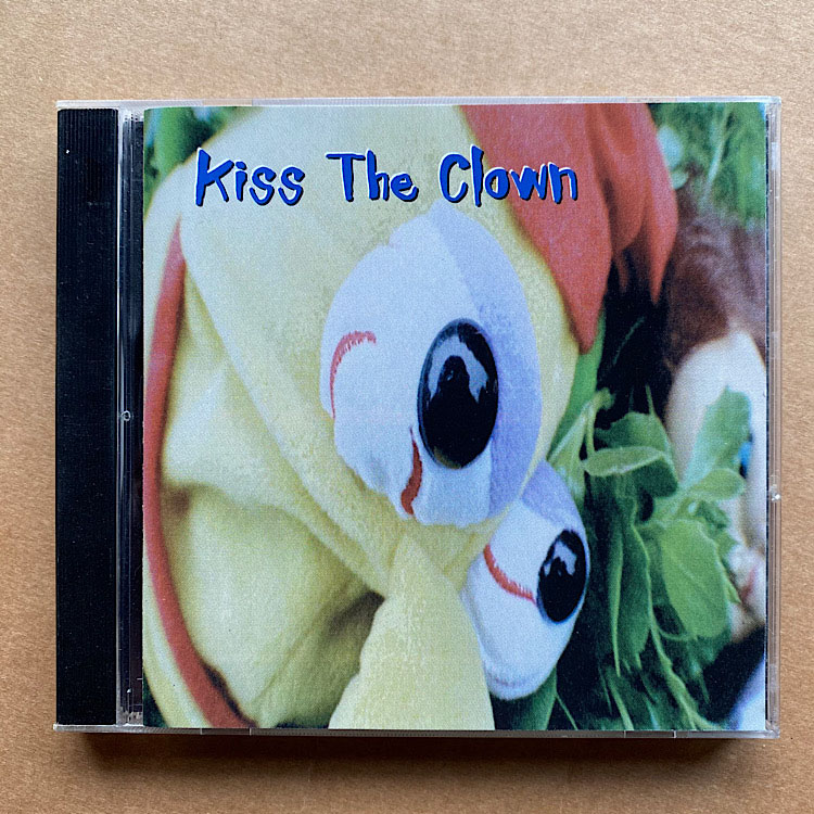 KISS THE CLOWN - Kiss The Clown LP