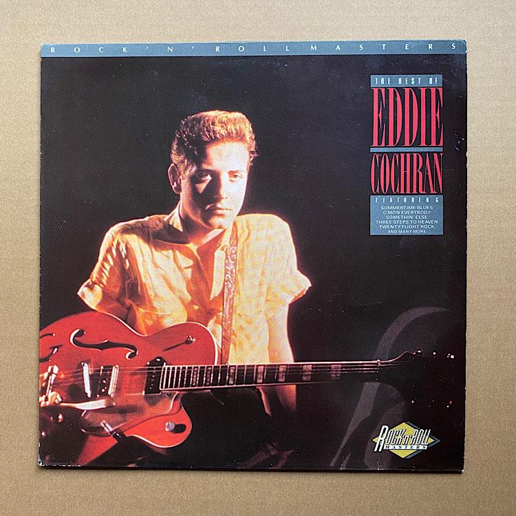 EDDIE COCHRAN - BEST OF EDDIE COCHRAN
