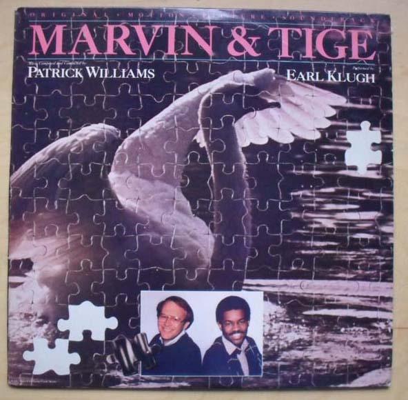 EARL KLUGH/PATRICK WILLIAMS - MARVIN & TIGE