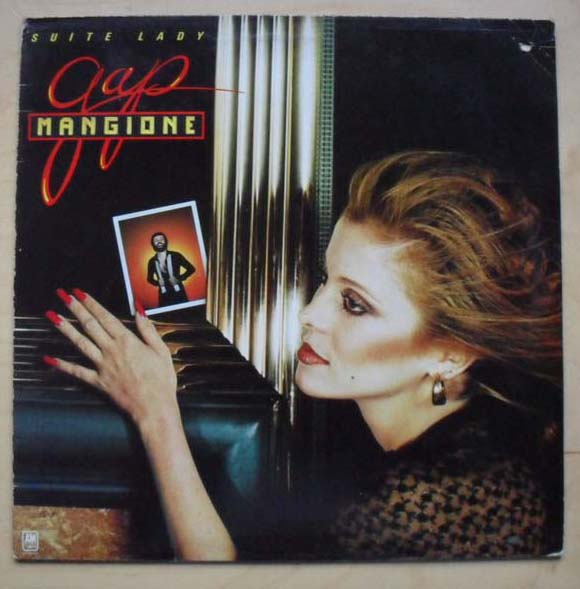 GAP MANGIONE - SUITE LADY