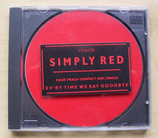 Simply Red - Ev'ry Time We Say Goodbye