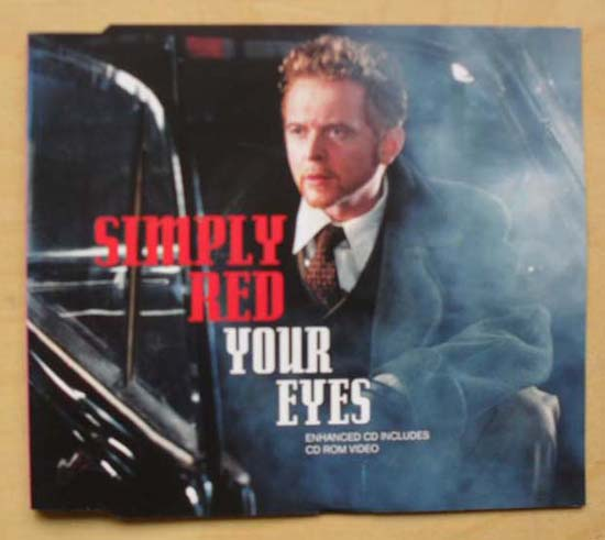 SIMPLY RED - Your Eyes (cd1)