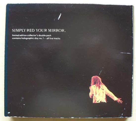 SIMPLY RED - Your Mirror (cd1)