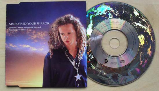 SIMPLY RED - Your Mirror (cd2)