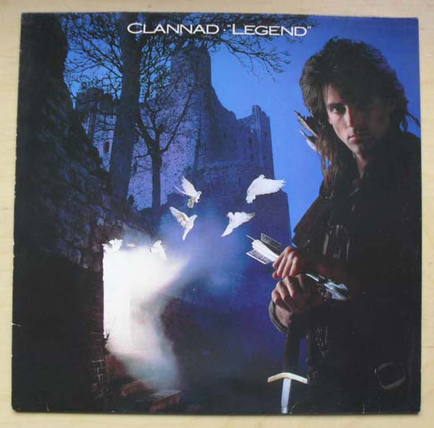Clannad Legend Records Vinyl And Cds Hard To Find And