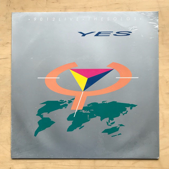 YES - 9012 Live - The Soloslive - The Solos