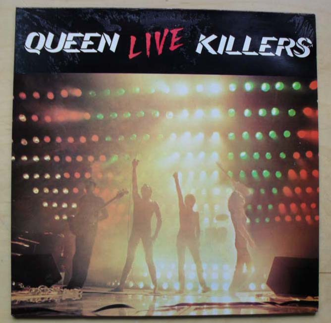 queen live killers records lps vinyl and cds musicstack. Black Bedroom Furniture Sets. Home Design Ideas