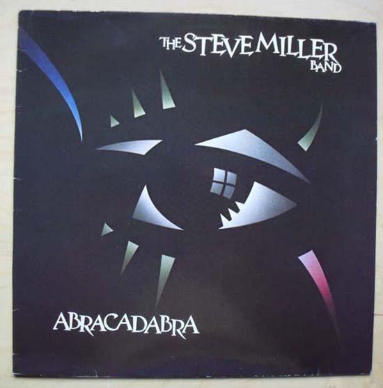 STEVE MILLER - Abracadabra Vinyl