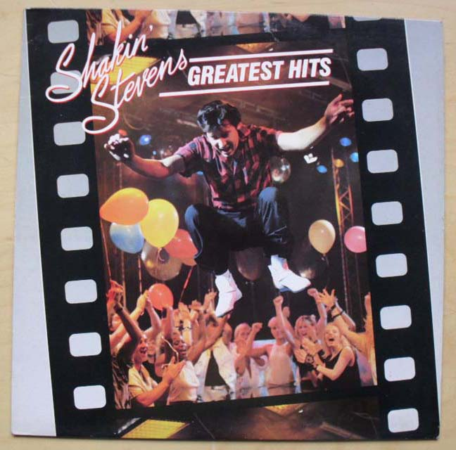 Shakin Stevens Greatest Hits Records Lps Vinyl And Cds