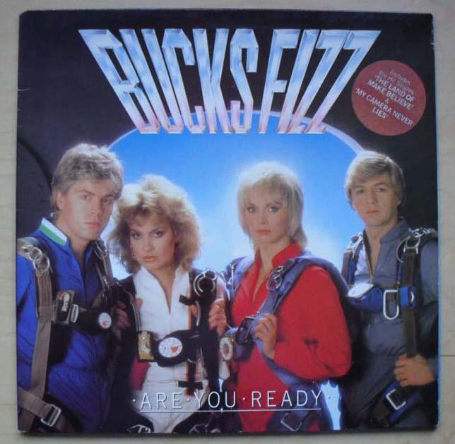BUCKS FIZZ ARE YOU READY