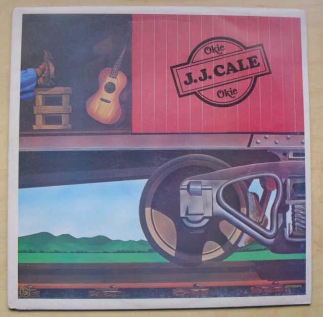 J J CALE - OKIE