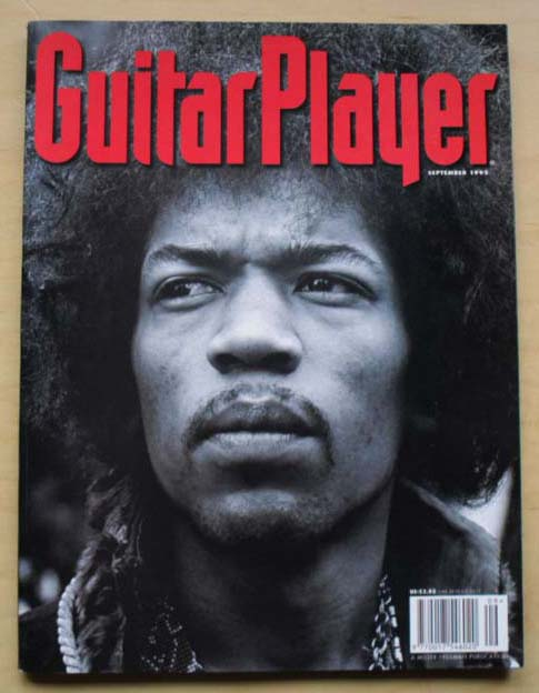 JIMI HENDRIX - Guitar Player