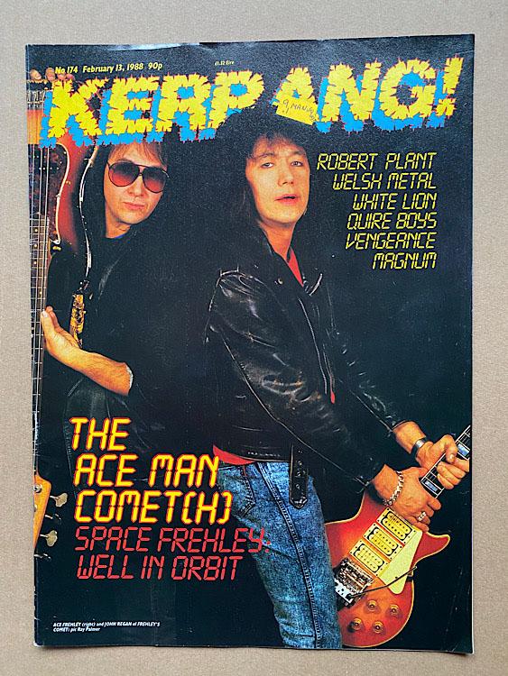 Kerrang No174