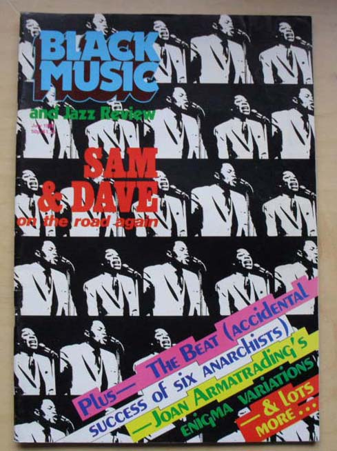 SAM AND DAVE - BLACK MUSIC - Magazine