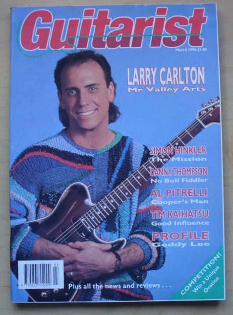 LARRY CARLTON - GUITARIST