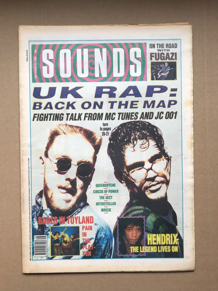 MC TUNES/JC 001 - SOUNDS - Magazine