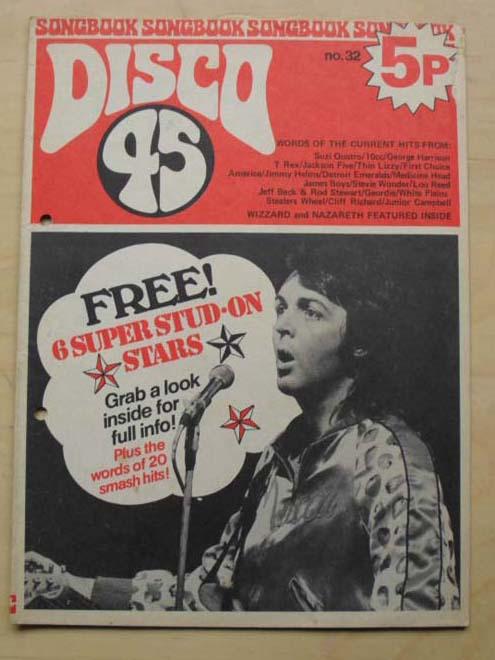 Disco 45 No32